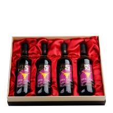 中粮牌莫雷精选干红葡萄酒四支礼盒  预售款,限量30套!