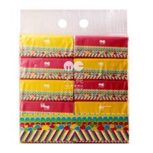 木纯 10连包便携本色面巾纸