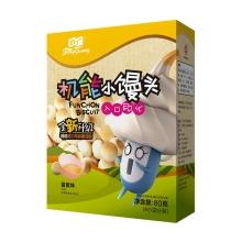 方广 机能小馒头蛋黄味 80g