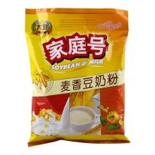 大地家庭号麦香豆奶粉500g