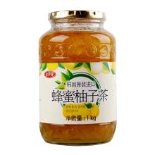 全罗道蜂蜜柚子茶1kg