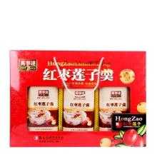 巨源牌 红枣莲子羹 600克/盒*3