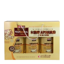 巨源牌 木糖醇高钙核桃粉 1.08kg/盒