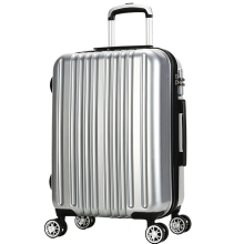 卡拉羊 拉杆箱  CX8560-24 (银灰)