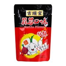 吉瑞宝 蒜蓉口味(劲辣) 110g