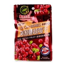 果果先森美国蔓越莓干40克
