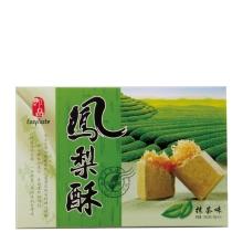 即品菠萝酥 绿茶味168g