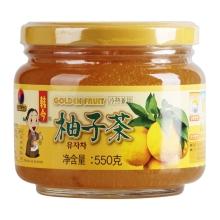 韩今蜂蜜柚子茶 550g