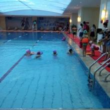 单次游泳(能够独立游泳,禁止携带救生圈)健养中心项目 健身