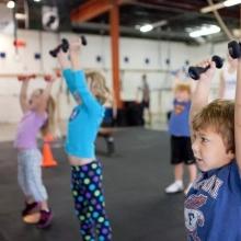暑期青少年减脂训练营30节课  私教课程