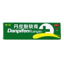 舒笑 丹皮酚软膏 10g 湿疹 皮炎 瘙痒症【有效期至2017年5月】