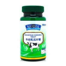 百合康 牛初乳奶片 0.6g*100片