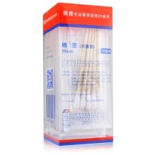 棉签 灭菌型 10cm 5支/袋 12袋/盒