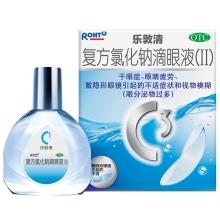 乐敦清 乐敦清 复方氯化钠滴眼液(II) 13ml*1瓶/盒