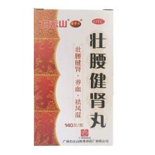 陈李济 壮腰健肾丸 140g*1瓶/盒