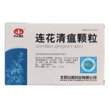 Lianhua Qingwen Granules