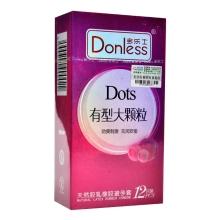 多乐士避孕套安全套有型大颗粒