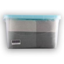 米莎贝尔 大方格毛巾被礼盒(小) 产品包装升级 手提礼盒盒装