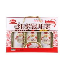 秦老太红枣银耳羹礼盒1440g(效期到2019-7-15)