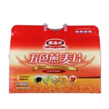 秦老太中老年五色燕麦礼盒 1100g
