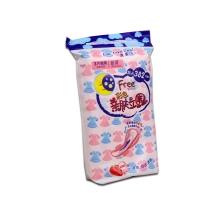 FREE.飞彩色亲肤立围超长夜用丝薄棉柔排湿表层卫生巾3片