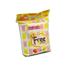 Free日用柔棉排湿表层丝薄卫生巾8片T13