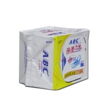 ABC亲柔立围日用超极薄棉柔表层卫生巾18片(含KMS健康配方)