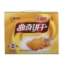 阿尔发木糖醇曲奇饼 515g