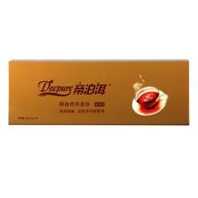帝泊洱茶珍-甘醇型100袋金色礼盒