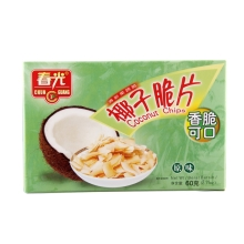 春光椰子脆片 原味 60g