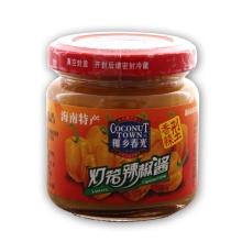 椰乡春光灯笼辣椒酱/香辣 100g