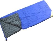 諾可文-互拼信封睡袋B018蓝色