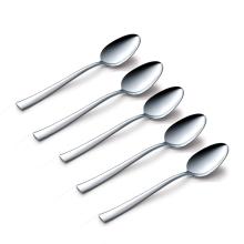 瑞士路卡酷长柄勺子汤匙调羹勺子五件套