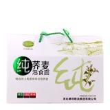 绿坝纯荞麦泡食面300g*10
