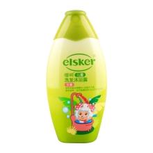 嗳呵儿童洗发沐浴露(女)240ml