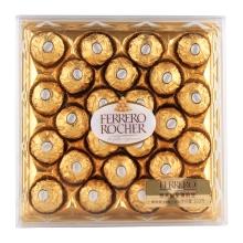 费列罗威化巧克力24粒钻石装