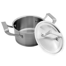 瑞士 路卡酷 LUCUKU 尚丽系列16CM 双耳奶锅