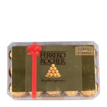 费列罗榛果威化巧克力30粒装