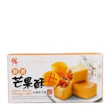 昇佳芒果酥250克