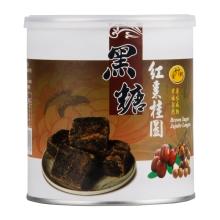 台竹乡红枣桂圆黑糖300克 小零食