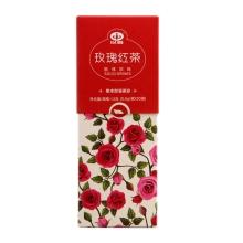 以岭 玫瑰红茶茶珍(固体饮料)12g/盒 以岭茶珍