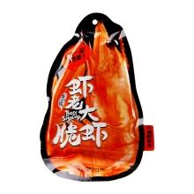 巷仔边劲爽椒盐脆虾18g  小零食