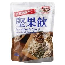 广吉坚果饮夏威夷果杏仁 小零食