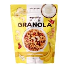 维之谷椰肉香蕉味即食麦片350g