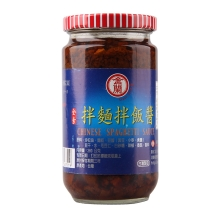 金兰 金蘭拌麵拌饭酱380g