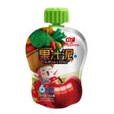 方广 苹果山楂果汁泥 103g 买一赠一 赠原品