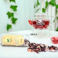 花茗汉方花果茶(柠檬)150g