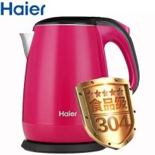 海尔电水壶HKT-2719R 电水壶  食品级304不锈钢 精准温控 拒绝半生水