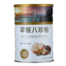 特价促销 今磨房早餐八珍粉25g*20 效期至2019年6月14日