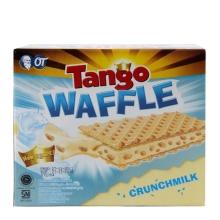 奥朗探戈咔咔脆威化饼干牛奶味160g